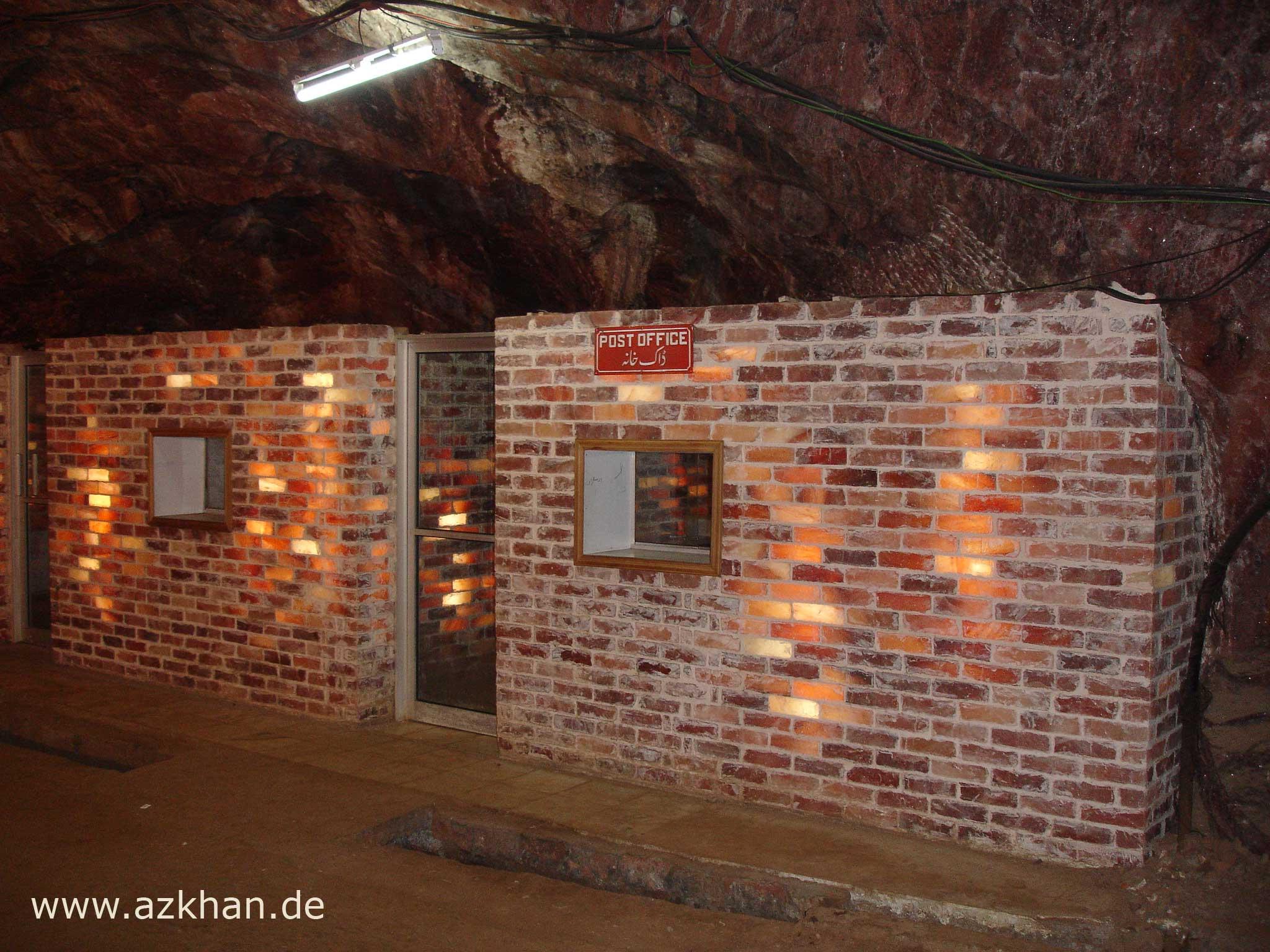 Khewra Salt Mines Khewra Pakistan Atlas Obscura