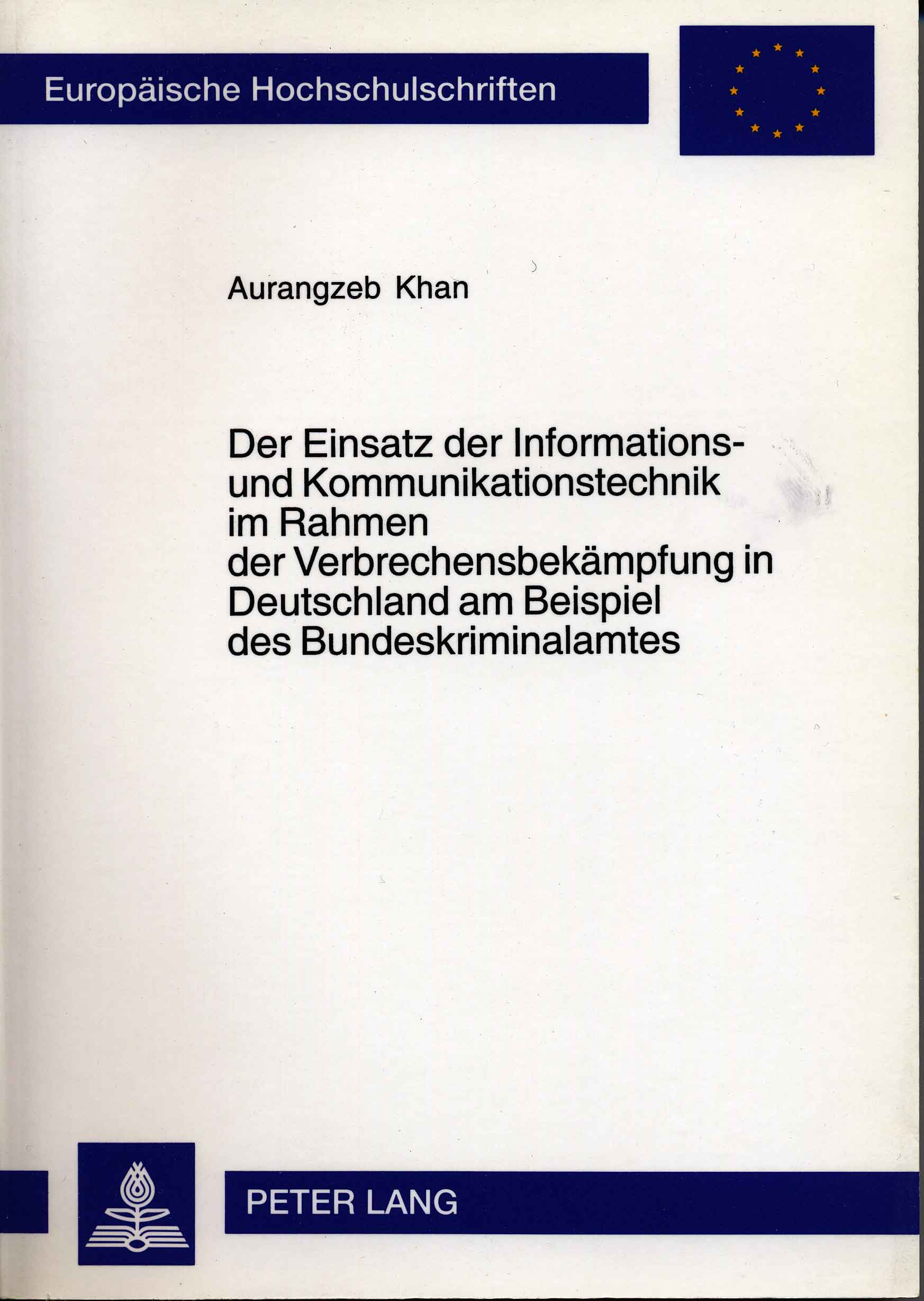 German doctoral thesis
